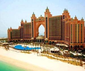 Dubai and hotel image