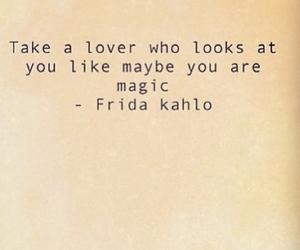 magic, love, and frida kahlo image