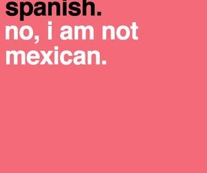 spanish, language, and yes but no image