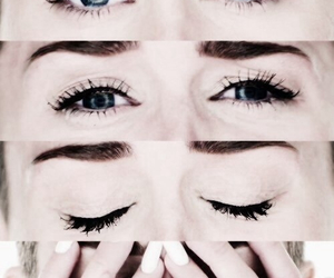 miley cyrus, eyes, and miley image