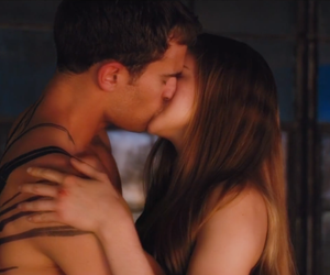 four, kiss, and divergent image