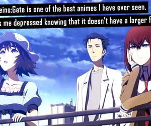 anime, confession, and steins;gate image