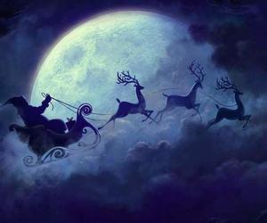 christmas, santa, and santa claus image