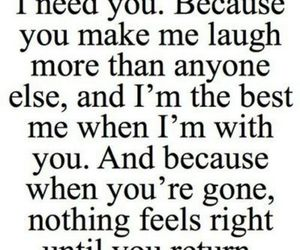 feelings, inlove, and quotes image