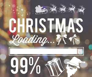 christmas, loading, and marry image