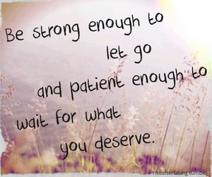 quotes and let go image