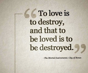 quote, city of bones, and the mortal instruments image