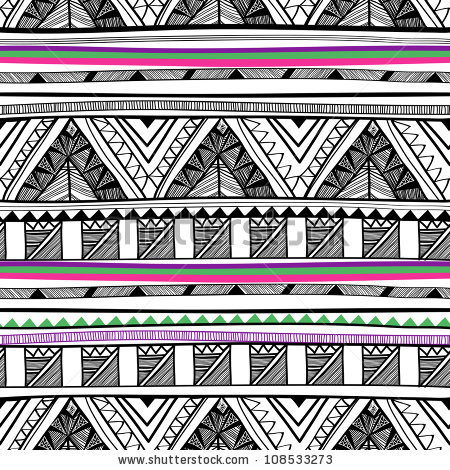 Tribal Wallpaper Discovered By Sadie On We Heart It