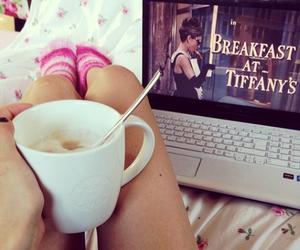 audrey hepburn, girly, and Breakfast at Tiffanys image