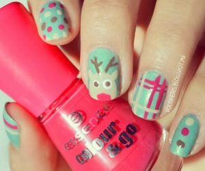 nail art, fashion, and nail design image