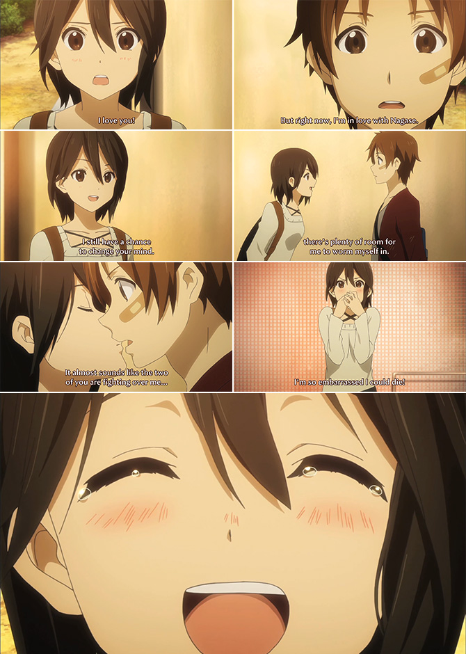 62 Images About Kokoro Connect On We Heart It See More About Kokoro Connect Anime And Himeko Inaba