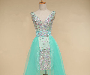 girl, Prom, and prom dresses image