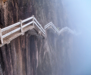 paradise, stairway, and heaven image