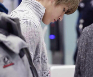airport, handsome, and kris image