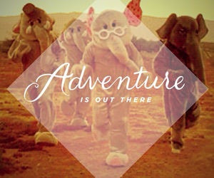 adventure, coldplay, and elephants image