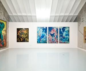 art, art installation, and gallery image