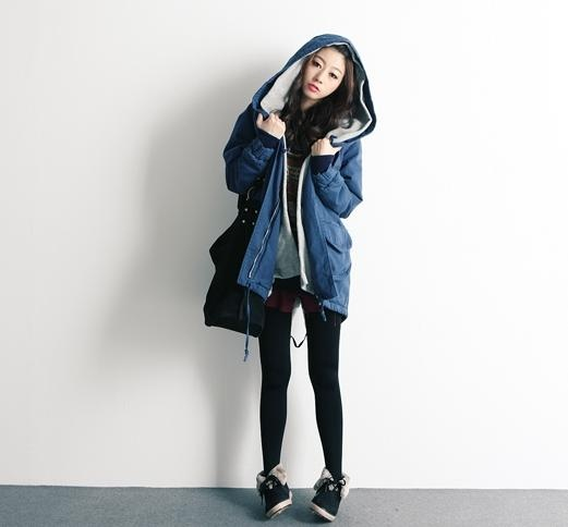 Women S Winter Fashion Trends In Korea 2011 Soompi