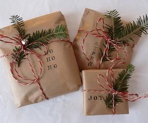 presents, christmas, and holiday image