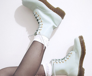boots, soft, and doc martens image