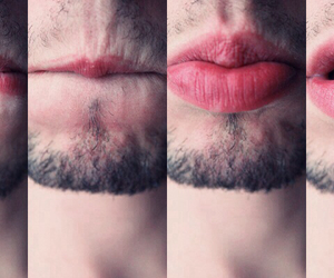 lips, boy, and sexy image