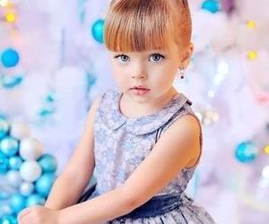 girl, kids, and baby image