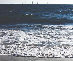 sea, beach, and summer image