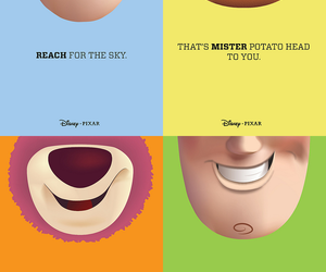 toy story, disney, and pixar image