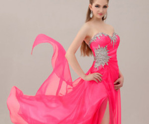 prom dresses and women's fashion image