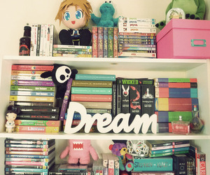 Dream and book image
