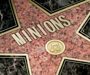 minions, music, and star image