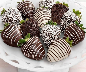 chocolate, delicious, and sweet image