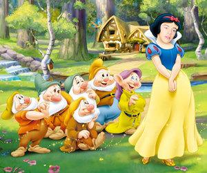 bts, disney, and snow white image