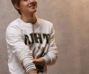 adorable, kim hyun joong, and kpop image
