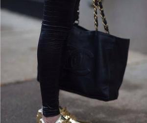 fashion, nike, and chanel image