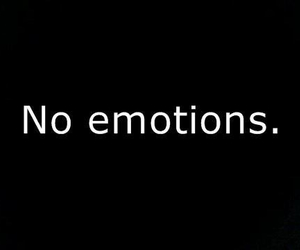 quote, emotions, and alone image