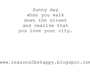 city, summer, and text image