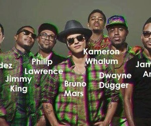 hooligans, bruno mars, and philip lawrence image