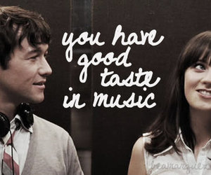 500 Days of Summer and music image