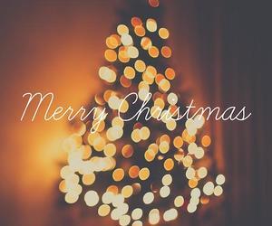 christmas, merry christmas, and tree image
