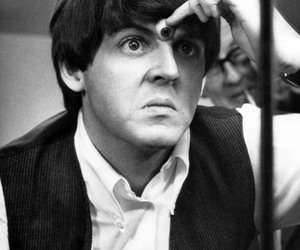 Paul McCartney, the beatles, and eye image