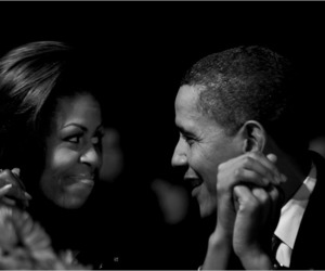 love and obama image