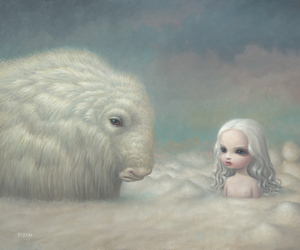 art, painting, and Mark Ryden image