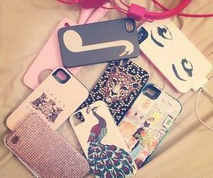 iphone, case, and music image