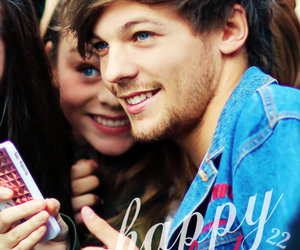 22, birthday, and 1d image