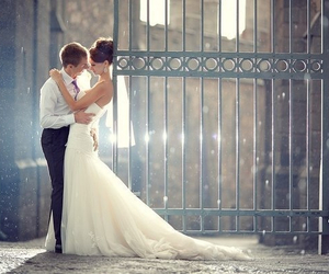 wedding and love image