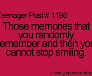 memories, teenager post, and quote image