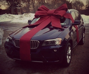 car, gift, and bmw image