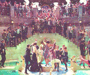party, gatsby, and the great gatsby image