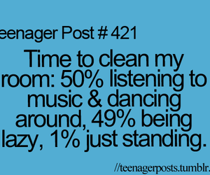 teenager post, funny, and Lazy image