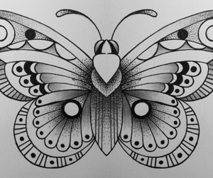 art, tavci tattoo, and butterfly image